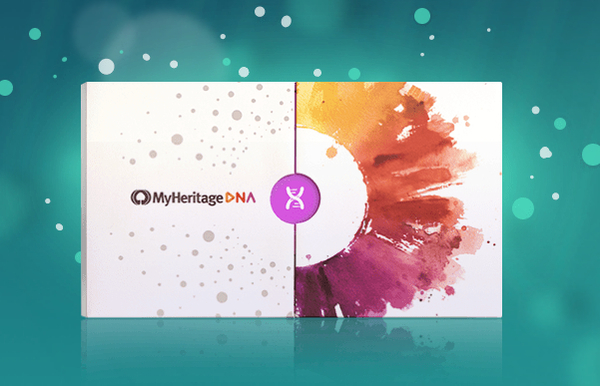 myheritage DNA kit