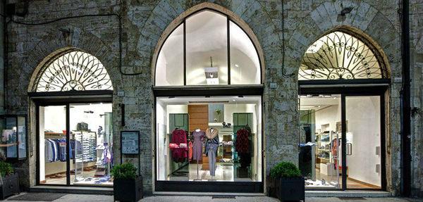 boutique nel centro storico di Perugia
