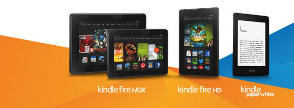 Amazon Kindle e Amazon Kindle Paperwhite