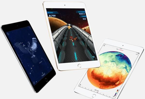 I modelli di iPad Mini venduti da Apple nel proprio Store