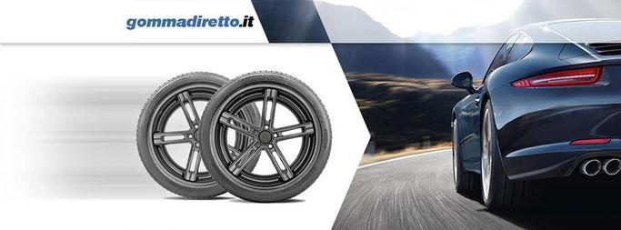 Ricercare e acquistare gli pneumatici online con Gommadiretto