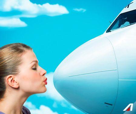 Il sito di Alitalia e le sue sezioni principali