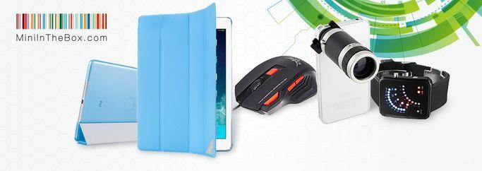 I gadget e gli accessori di MiniInTheBox