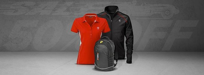 Ferrari Store: tanti gadget tra cui scegliere