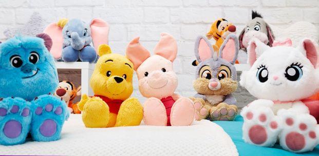 I personaggi Disney più popolari.
