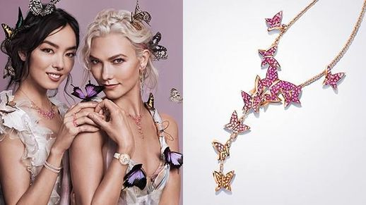 """Tutti i gioielli e le creazioni """"brillanti"""" firmate Swarovski"""