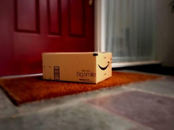 Modalità di spedizione dei prodotti Amazon