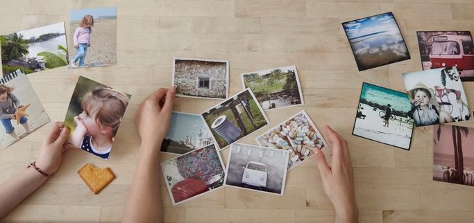 Creatività in movimento grazie alle app mobile PhotoBox