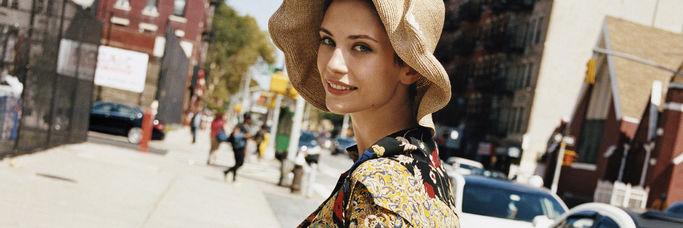 Abbigliamento dei più noti stilisti internazionali