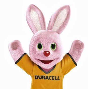 Il coniglietto rosa, simbolo Duracell
