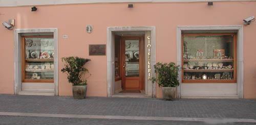 La sede di Giorgi Gioielleria