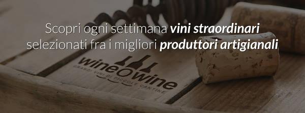 wineOwine, l'enoteca online per scoprire i migliori vini delle cantine meno conosciute