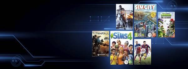 Origin, la storia dei videogiochi EA racchiusa in un unico servizio