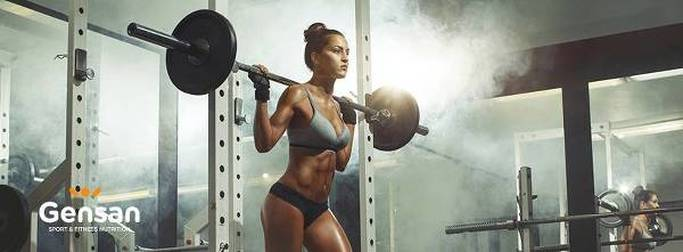 Una bodybuilder per Gensan
