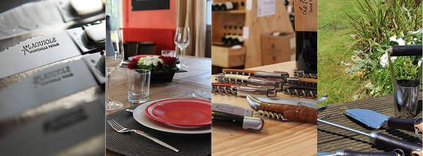 I coltelli delle tradizione francese Laguiole