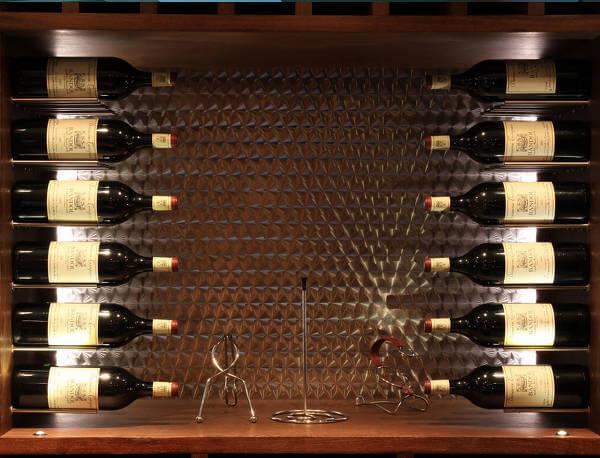 Soluzioni portabottiglie per professionisti e amanti del vino