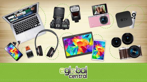 Fotografia, audio o computer: tutta l'elettronica su eGlobal Central