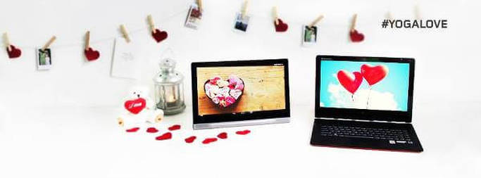 Alcuni dei laptop Lenovo