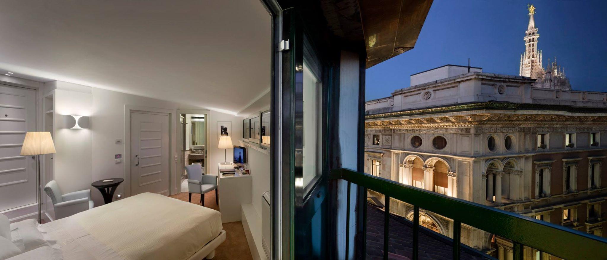 Foto di una delle strutture UNA Hotels
