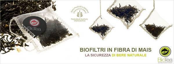 BioTea: i tè della tradizione da coltivazioni naturali