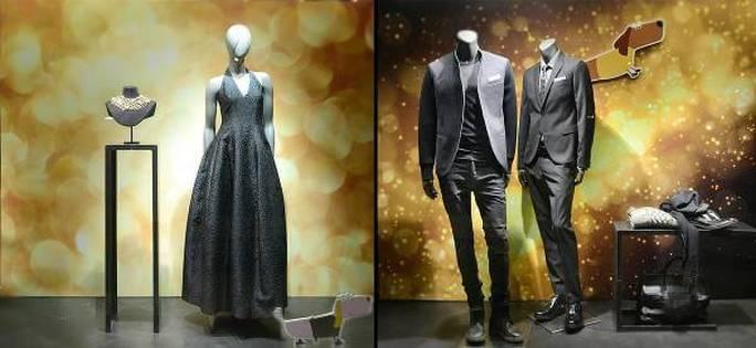Alcuni abiti del catalogo