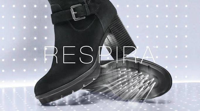 Le calzature traspiranti Geox