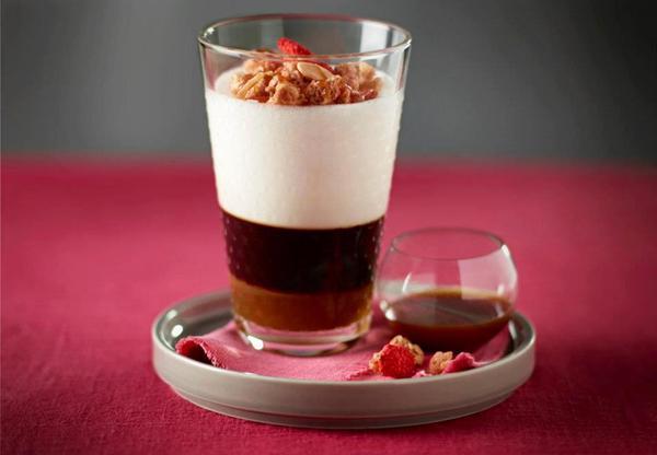 Nespresso Granola coffee recipe