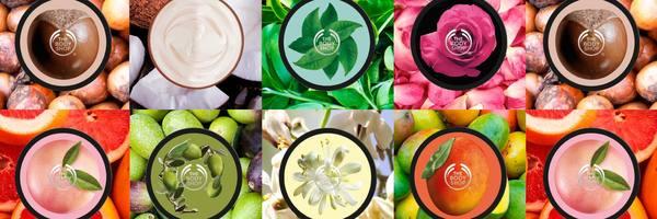 The Body Shop: i cosmetici naturali che rispettano la natura