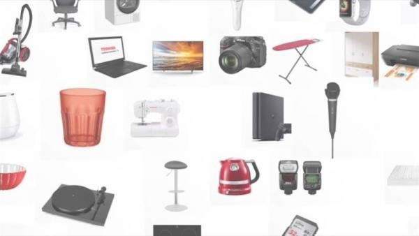 una vastissima scelta di prodotti a 360°
