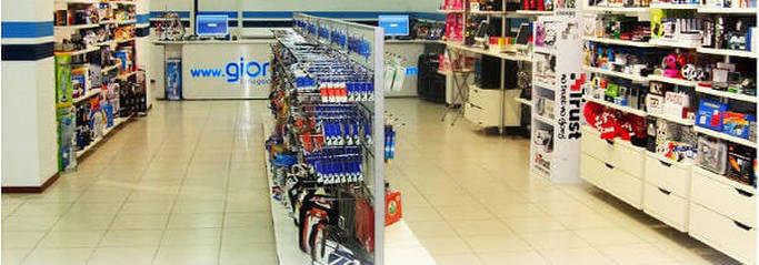Uno stor Giordano Shop