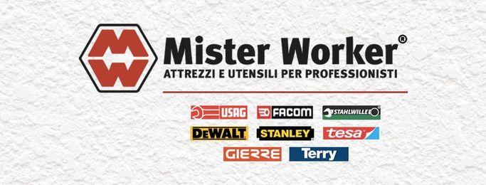 Attrezzi da lavoro su Mister Worker
