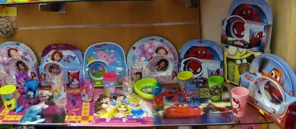Tanti i giocatti disponibili su L'Erbavoglio: per i bambini ma non solo