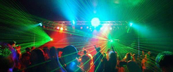 Luci ed effetti laser per feste acquistabili su Webelettronica.it