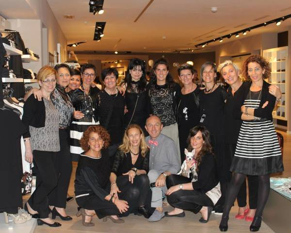 Il team diRonca Style.