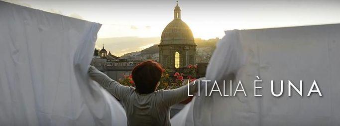 Immagine promozionale utilizzata da UNA Hotels & Resors per promuoversi