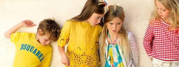 Alcuni capi di moda presenti nel catalogo Melijoe