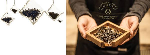 Confezione di tè in legno BioTea