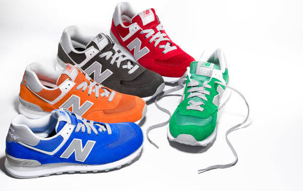 Abbigliamento e scarpe per lo sport su New Balance