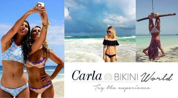 Carla-bikini.com: una vasta gamma di articoli in un'unica vetrina!