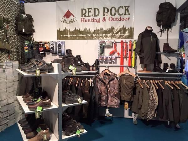 Il negozio RED ROCK