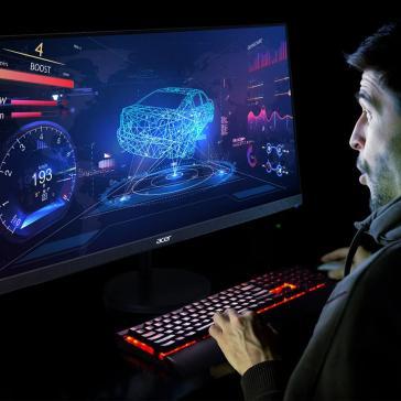 Un computer per il gaming.