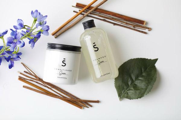 shampoo e balsamo Shampora