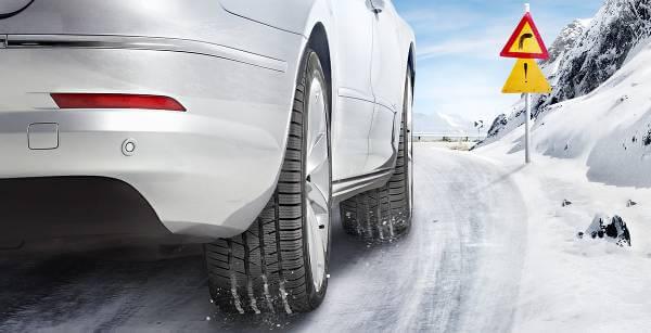 Vendita online di pneumatici per auto, furgoni e moto