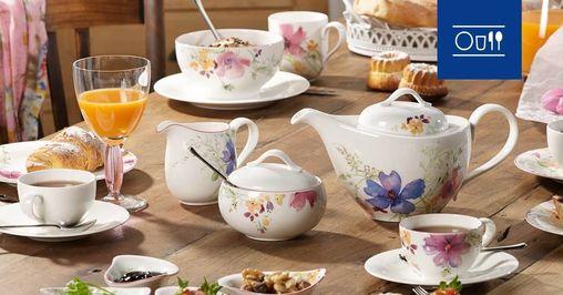 Villeroy & Boch, la ceramica conosciuta in tutto il mondo
