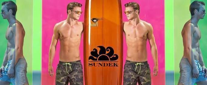 Un modello per Sundek
