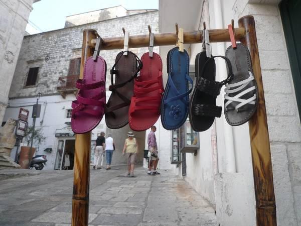 Passione salentina per il sandalo