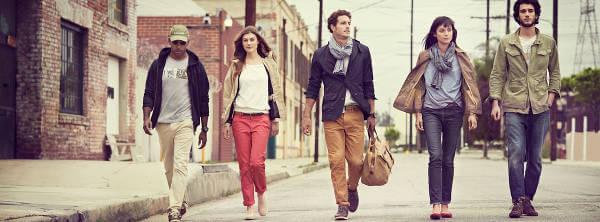 L'abbigliamento outdoor per tutti