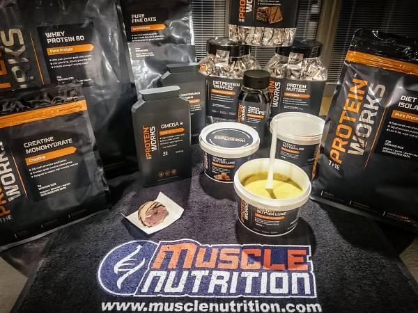 Dalle proteine agli integratori alimentari