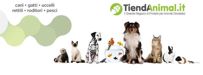 Il negozio online dedicato agli animali