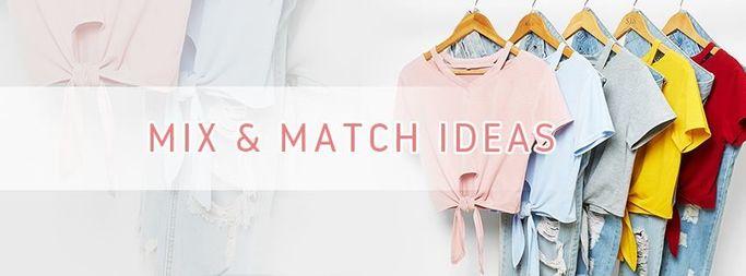 Un negozio online di moda giovanile